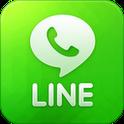 Logo aplikasi LINE